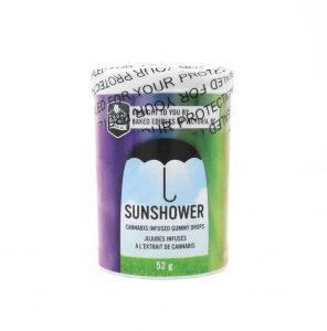 Baked Edibles Inc Sunshower Gummy Drops