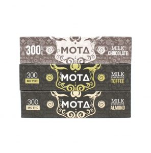 Mota Milk Chocolate 300